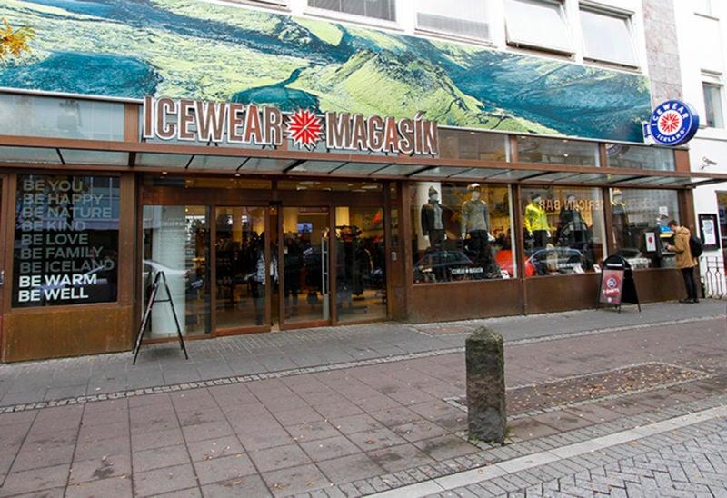 Austurstræti 5 – Magasín  101 Reykjavík