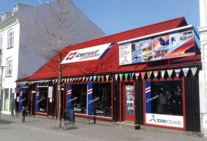 Laugavegur 1 – Icemart  101 Reykjavík