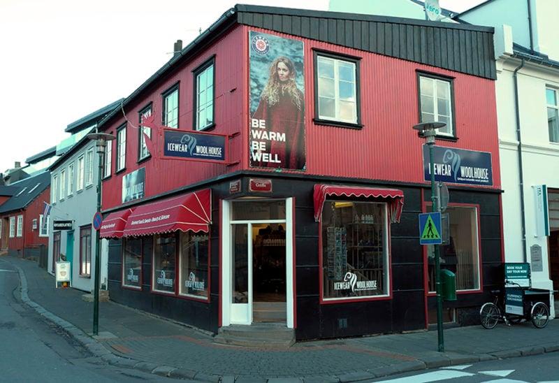 Vesturgata 4 – Wool House  101 Reykjavík