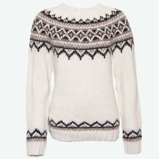 Brynja Icelandic wool sweater