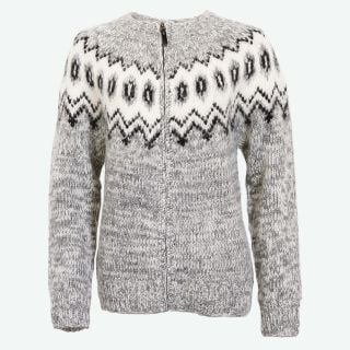 Hulda Icelandic lopi wool sweater