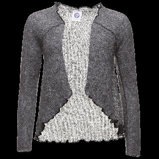 Kata Icelandic wool open sweater