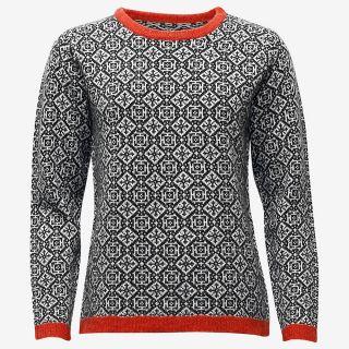 Hrönn Norwegian wool sweater
