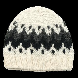 Vík hand knitted woolen hat