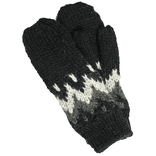 Vík women´s wool mittens