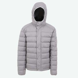 Brandur down jacket for Iceland