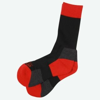 Brimnes Rib Cuff Hiking Socks