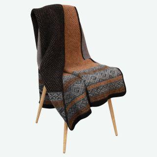 Dalsbrún Icelandic wool blanket