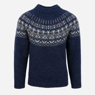 Elís Icelandic wool jumper