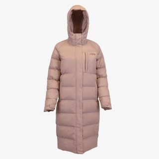 Fífa long womens coat for Iceland