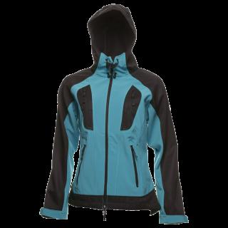 Daniella Ice-Softshell Technical Jacket