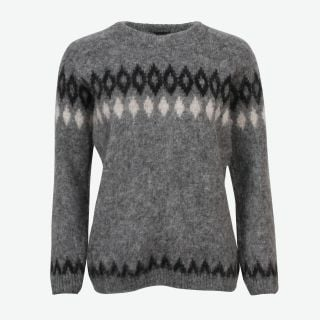 Hildur authentic wool sweater for women