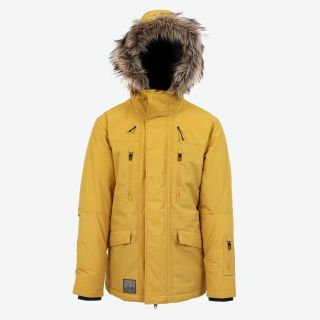 Hinrik mens winter parka