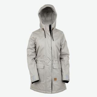 Hjördís warm parka for women