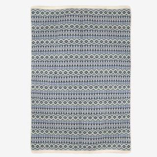 Hofsá Icelandic wool blanket