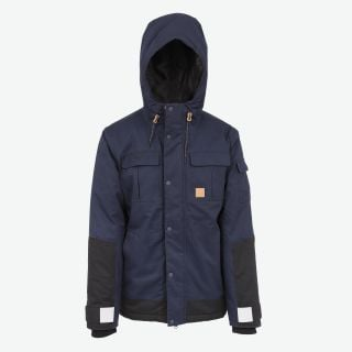 Hrannar warm parka for men