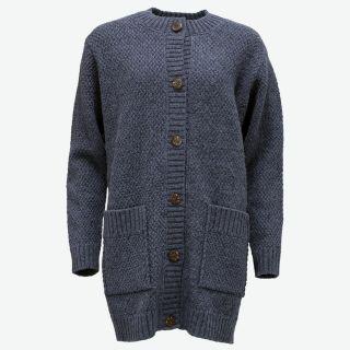 Karítas Icelandic wool long sweater