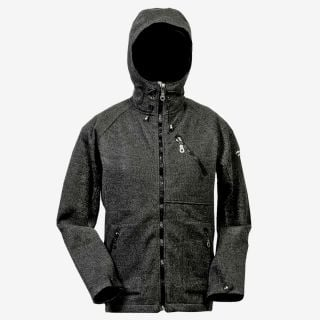 Kevin wool-softshell layer jacket