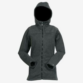 Kyla wool-softshell layer jacket