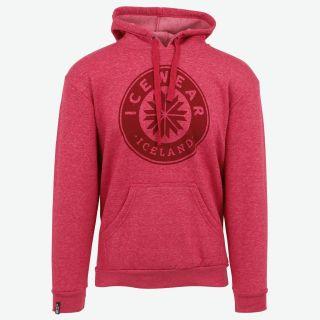 Logan hooded sweater pink