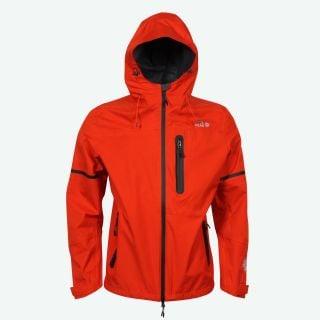 Már hardshell layered jacket