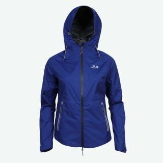 Mía hardshell layered jacket