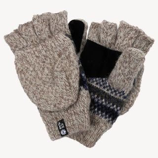 Norwegian Wool Flip-Tops