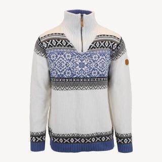 Oslo Norwegian cotton sweater