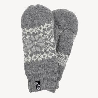 Papey wool mittens
