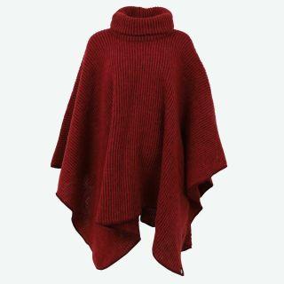 Ríkey Icelandic Wool Poncho