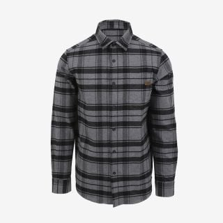 Rumur checkered lumberjack shirt