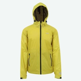 Teitur rain jacket with hood