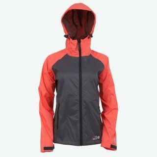 Tekla rain jacket with hood
