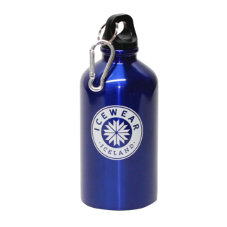 Thermos bottle blue
