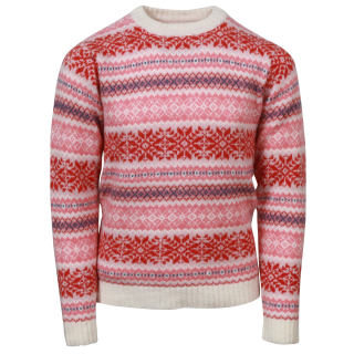 Urður kids Angora-blend wool sweater