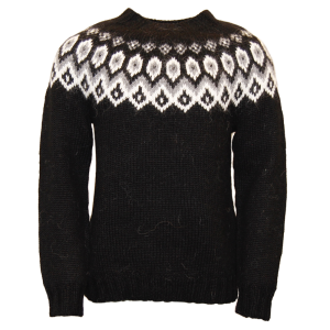 Ragnar Icelandic wool sweater