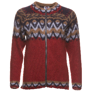 Unnur Icelandic sheep´s wool sweater