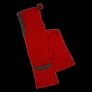 Vikurá Icelandic wool scarf