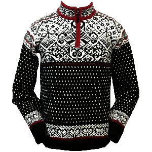 Baldur Norwegian style warm sweater