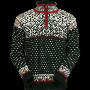 Björn Norwegian wool lined sweater