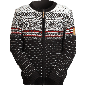 Magnús Norwegian wool sweater
