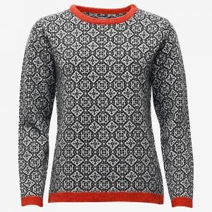 Hrönn Norwegian wool sweater