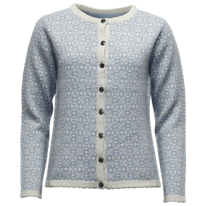 Sæunn Norwegian wool cardigan