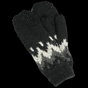 Vík women´s wool mittens