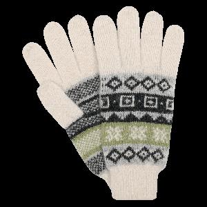 Fanney woolen gloves