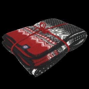 Snærós Icelandic wool blanket
