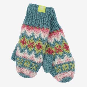 Thórey handknitted mittens