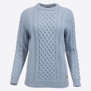 Halldís wool cable knit sweater