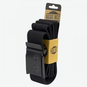 Básar stretch web polyester belt
