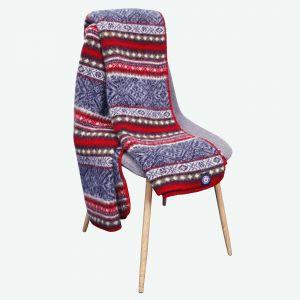 Bergrós Icelandic wool blanket